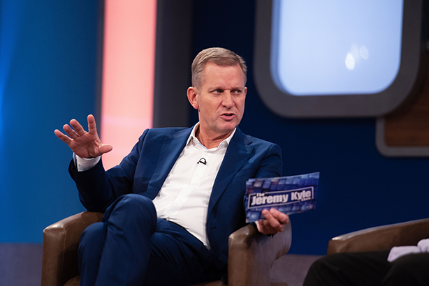 Jeremy Kyle is in serious danger of becoming the new 'Katie Hopkins', argues Rebecca Jones-Owen (pic credit: ITV/Shutterstock)