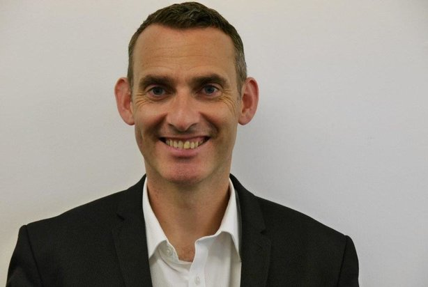 New head of comms John Booth has worked for the Scottish Government for nearly twenty years