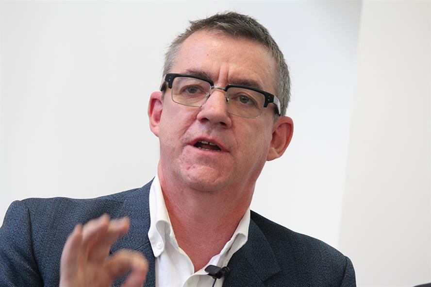 Get a 'grip' on the crisis comms around coronavirus, urges  John Mcternan