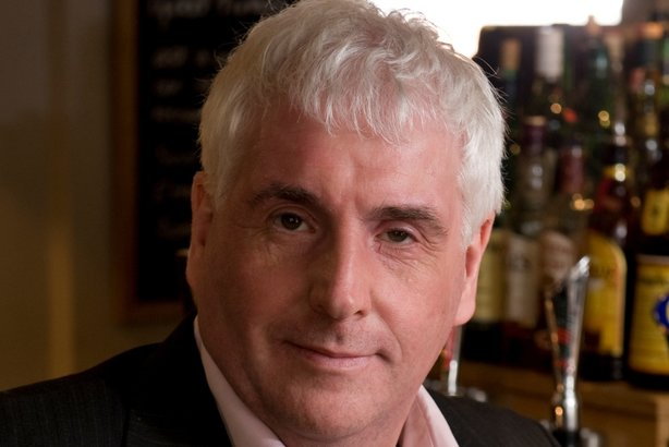 John Porter 'walks the line' between PR and journalism