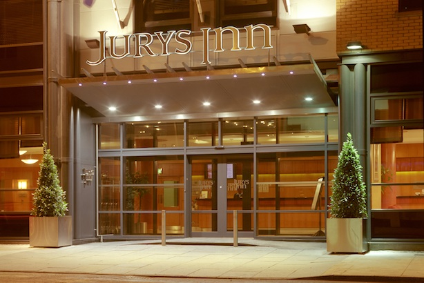 Jurys Inn: city centre hotels across UK and Ireland