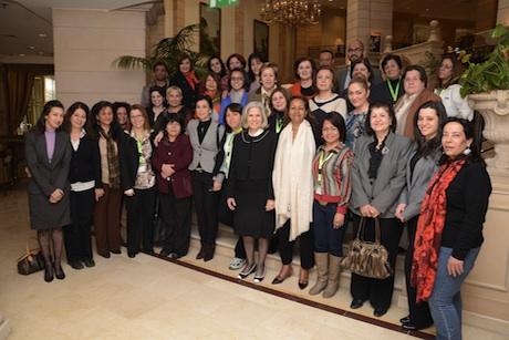Campaign: Karama's recent delegation to Washington