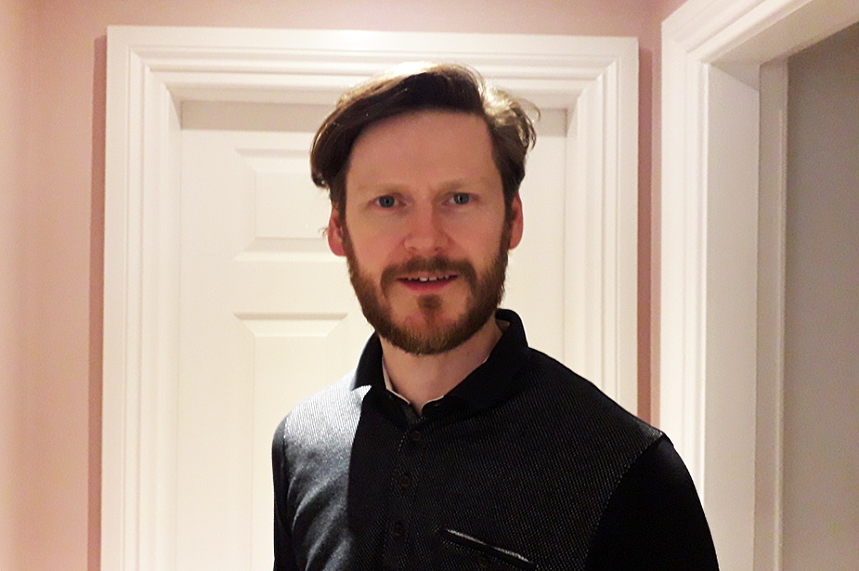 Pharma specialist Keith Small will work for Lexington in Scotland