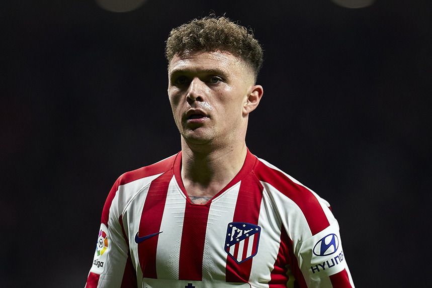 Kieran Trippier has been charged with breaching betting rules over his transfer to Atletico Madrid (Photo: Getty Images)