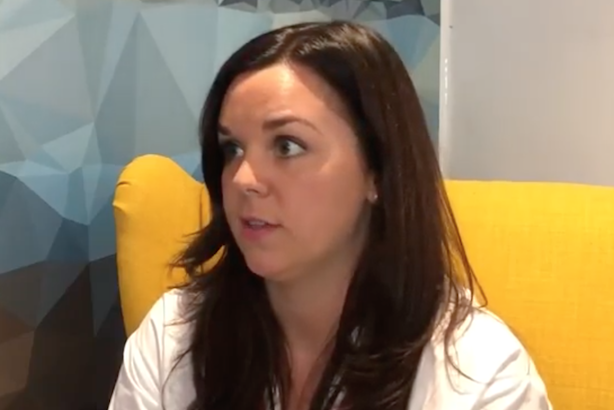 Kirsty O'Connor, director of content and publishing at Hill+Knowlton MENA (image via MEPRA Community on YouTube)