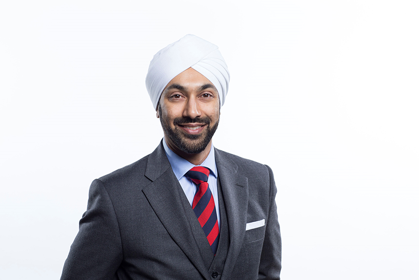 Kulveer Ranger's role at global IT company Atos has been expanded