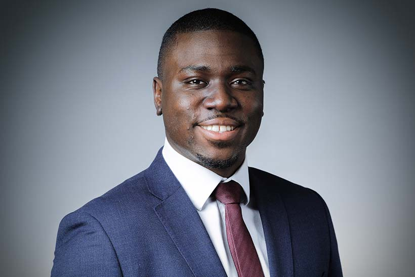 Kwaku Aning, strategic communications consultant (TMT), FTI Consulting