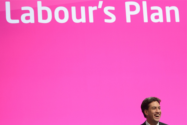 Ed Miliband: Labour Party Conference
