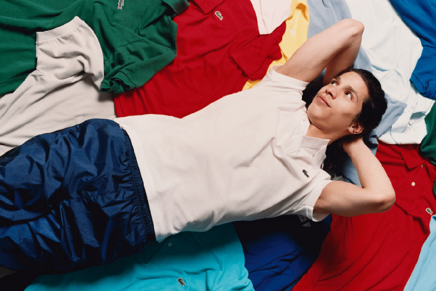 French fashion brand Lacoste has a new PR agency partner