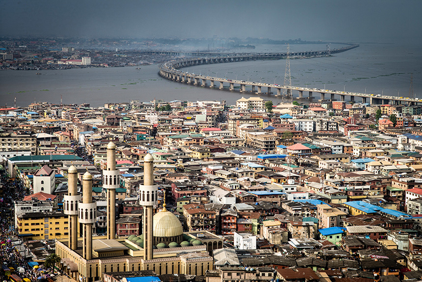 Is Lagos, Nigeria, the 'natural' next location for Edelman's African expansion? (©GettyImages)