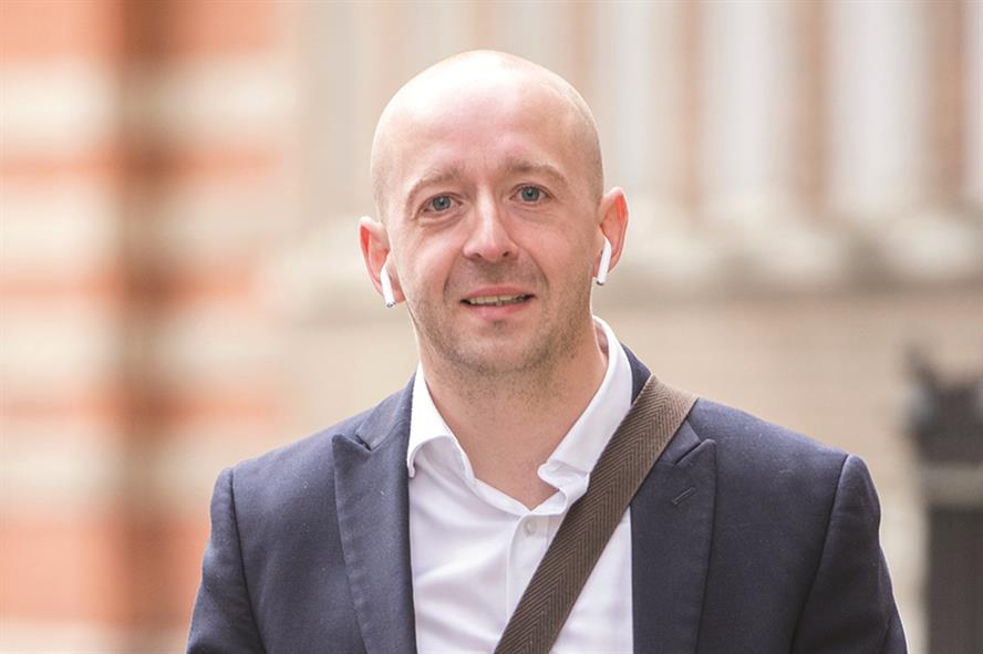 Lee Cain is tipped to become Boris Johnson's chief of staff (Pic credit: Paul Grover/Shutterstock)