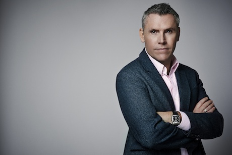 Lee Raftery: new role with NBCUniversal International