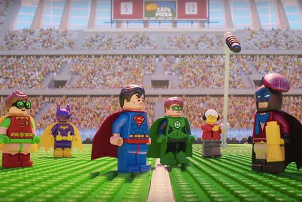 This recreation of a Cape Town rugby match took 24,000 Lego minifigures.