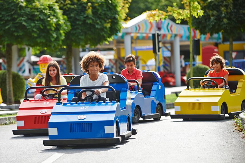Legoland Windsor driving school
