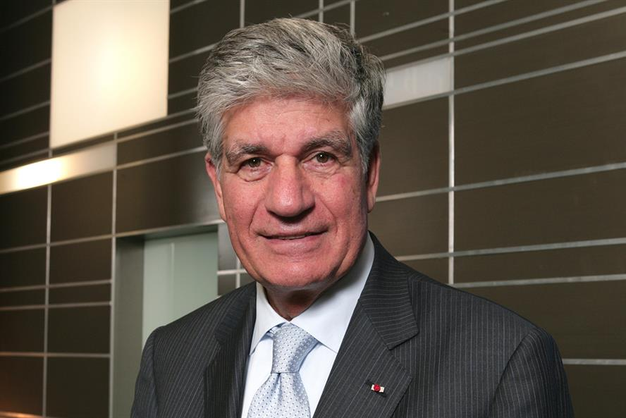 "Maurice Levy: ""2015 will be the year we return to more satisfactory levels of growth"""