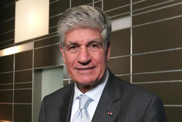 CEO Maurice Lévy: Organic growth has been 'modest'