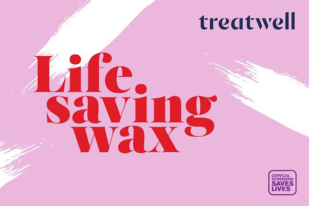 'Life saving wax': Treatwell and PHE initiative