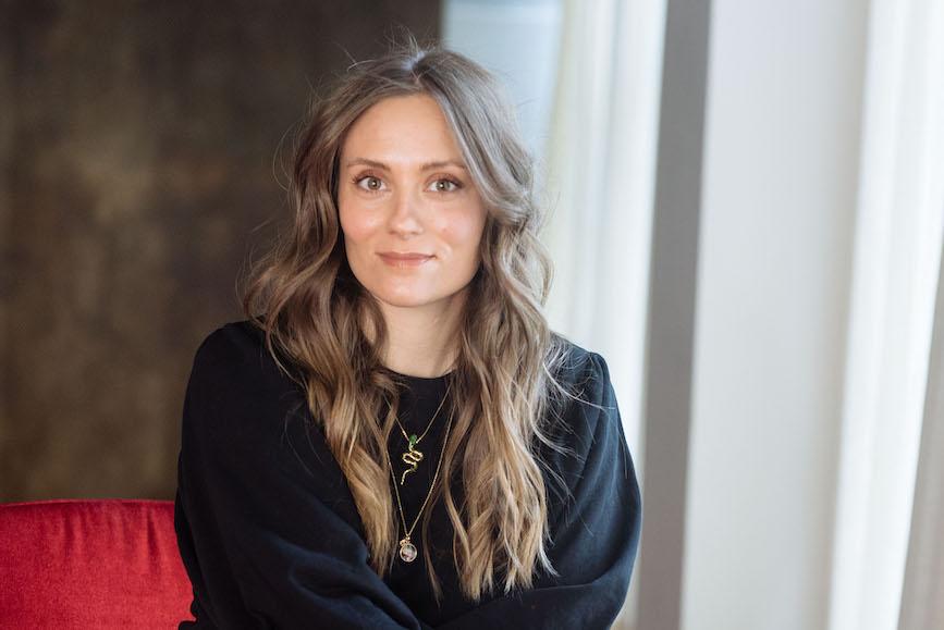 PRZM cofounder Liz Toney