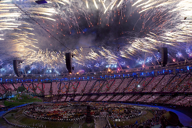 More than a billion people worldwide watched the London 2012 opening ceremony (©Nick Webb via Flickr)