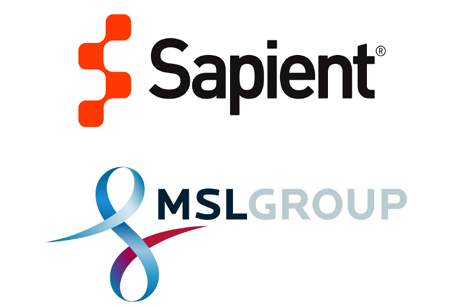 Sapient and Publicis' PR operation, MSL, will be working together