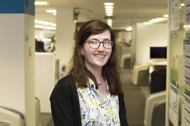 Can you say 'Get to know you're pension' in Welsh? Maddy Stottor can
