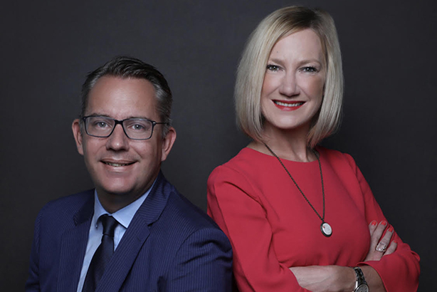 Manara founders Robin Gordon-Farleigh and Teri O'Donnell