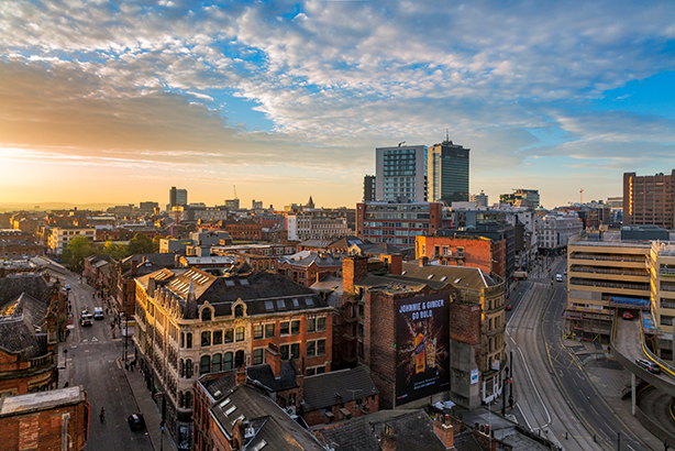 Manchester will host PRWeek's breakfast briefing on measurement (©GettyImages)