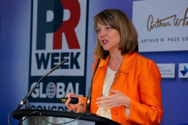 Marjorie Benzkofer: bring communications and marketing departments together