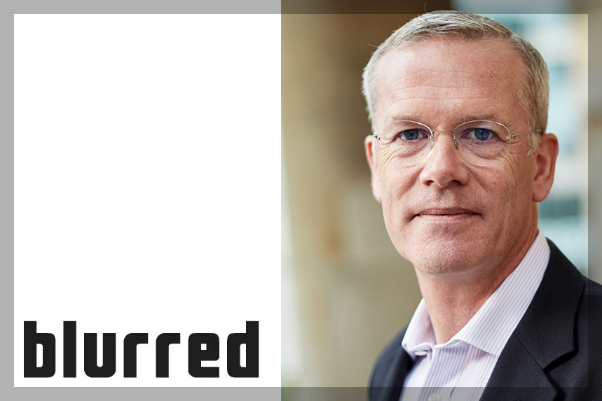 Former Vodafone corporate affairs chief Matt Peacock has joined Blurred.