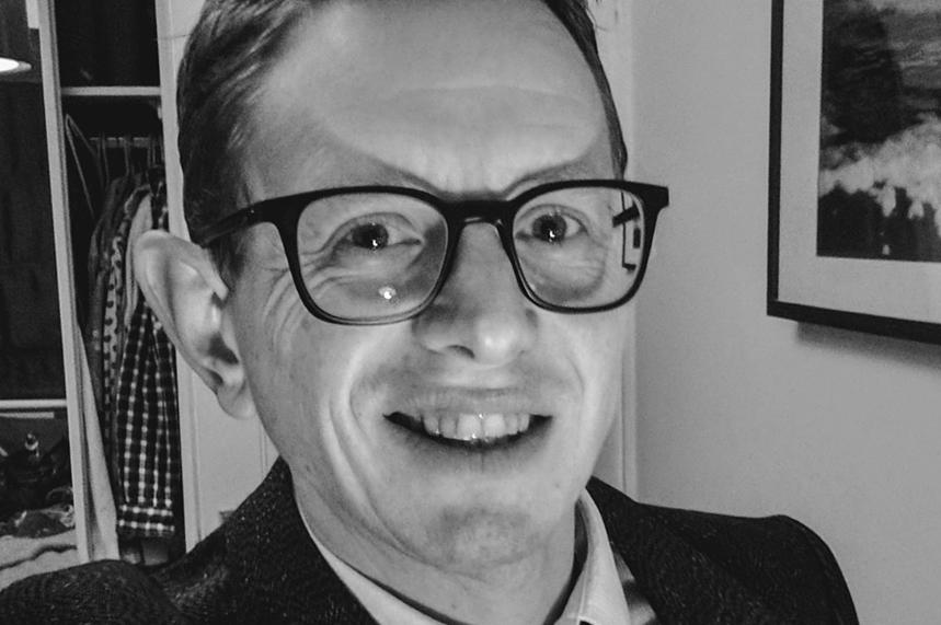 Matthew Batten, director of communications, Church in Wales