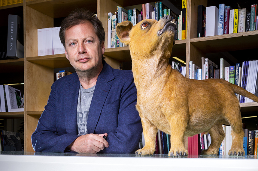 Matthew Freud says the agency will stand by staff come what may