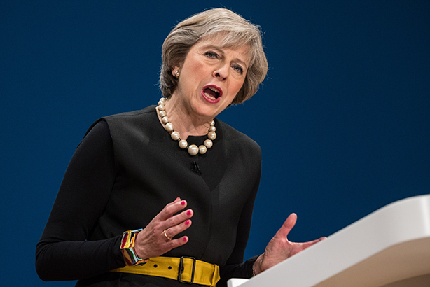 The Conservatives must project three messages beyond the conference hall, argues Malcolm Gooderham (pic credit: James Gourley/REX/Shutterstock)