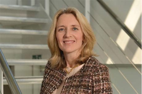 New hire: Christine McGourty