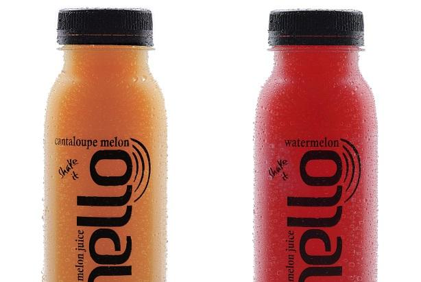 Mello: Melon juice brand