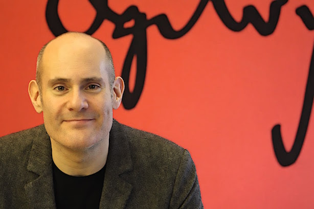 Michael Frohlich: UK CEO, Ogilvy