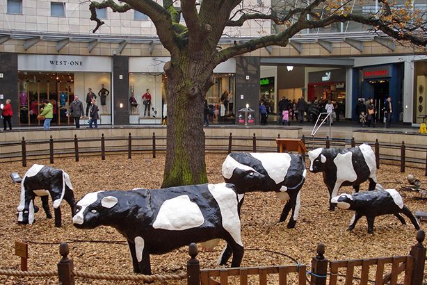 Milton Keynes most famous residents? Not for much longer says Houston PR (Pic credit: Flickr/Diamond_Geezer)
