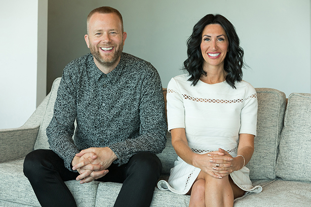Greg Jones and Daniella Bertolone form Mischief's new leadership team