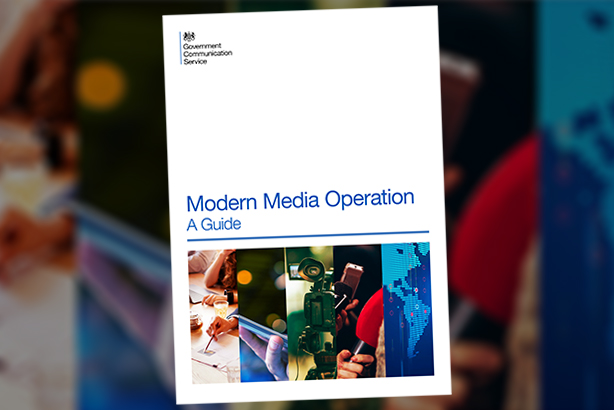 The GCS guide contains its five golden rules for modern media operations