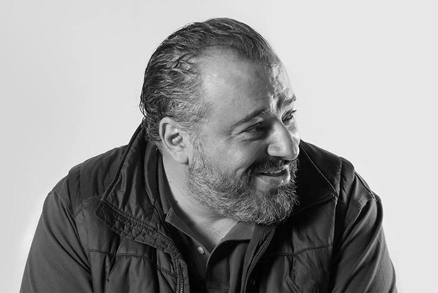 APCO Worldwide's new MENA creative lead Mohammad Kamal.