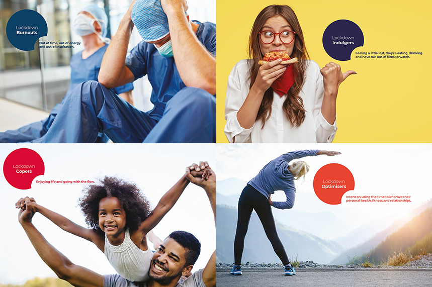 The report identifies the new consumer healthcare audiences to emerge since the lockdown