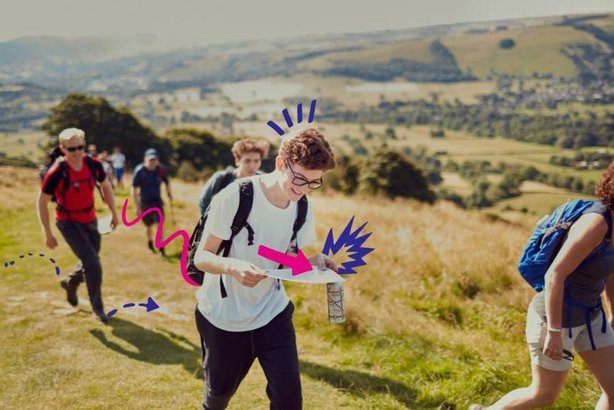 Young adult focussed organisation NCS is looking for a creative partner to drive awareness (pic credit: NCS website)
