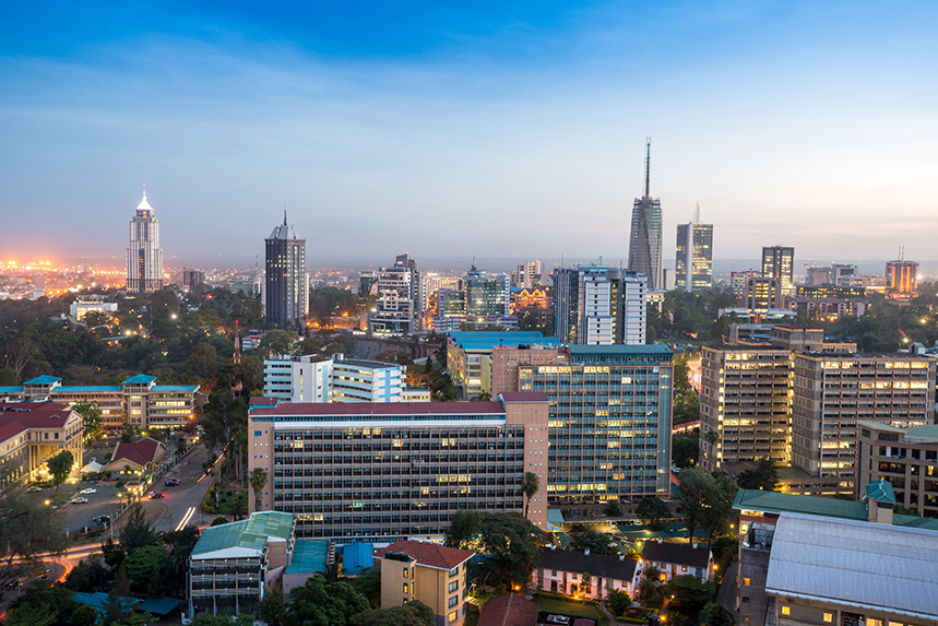 Edelman has a new base in Nairobi, Kenya