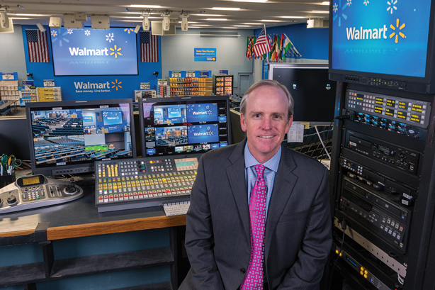 Dan Bartlett, EVP of corporate affairs at Walmart, leads comms for a company that polarizes opinion like few other organizations around the globe.
