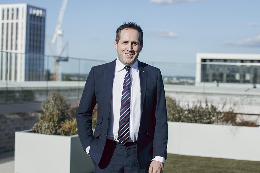 Nick Vaughan has joined MHP as an associate director.