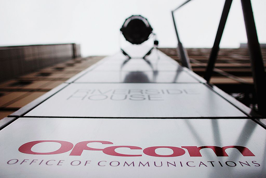 Arm's-length bodies, including regulators like Ofcom, are having the size of their comms teams considered (pic credit: Getty)