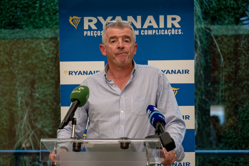 Ryanair boss Michael O'Leary has been criticised for controversial comments (©GettyImages)