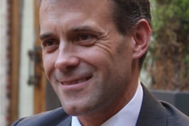 Olivier Evans is the new comms chief at DExEU