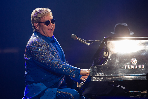 Elton John: Former client (Credit: WBR PRESS GUSTAVO OLIVEIRA / Dem / Demotix/Press Association Images)