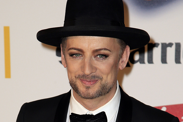 Boy George: New judge on The Voice (Credit: Jonathan Brady / PA Wire/Press Association Images)