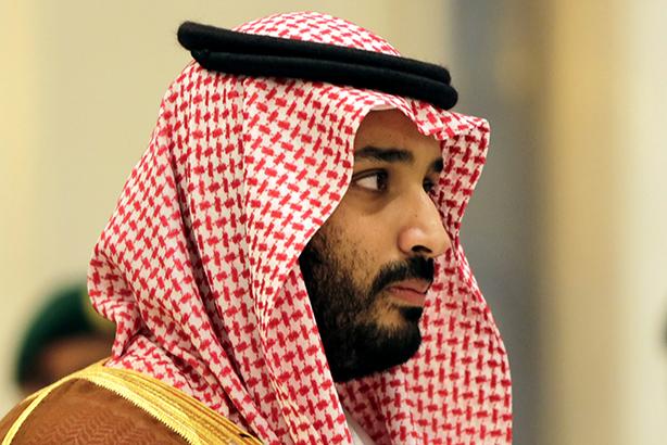Freuds client: Deputy Crown Prince Mohammed bin Salman (Credit: Hasan Jamali/AP/Press Association Images)